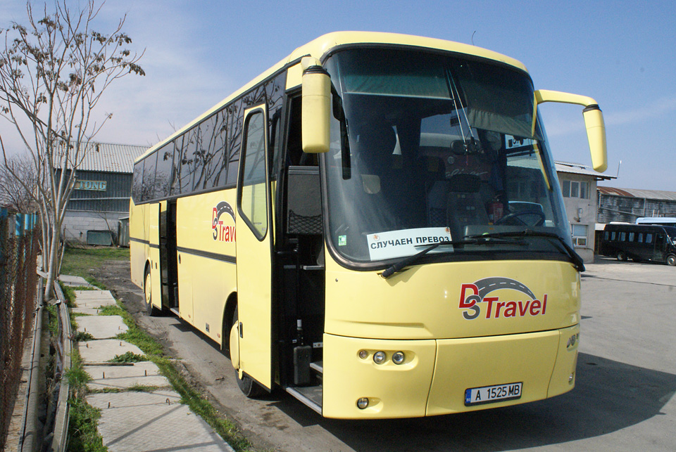 снимка на автобус